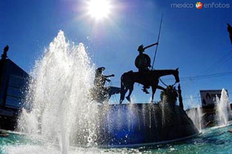 Glorieta El Quijote