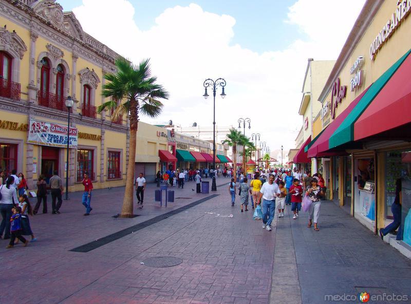 Fotos de Chihuahua, Chihuahua, M�xico: Calle Libertad