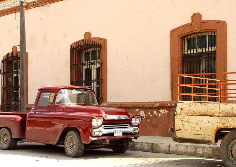 Fotos de Montemorelos, Nuevo León, México: Los viejos tiempos