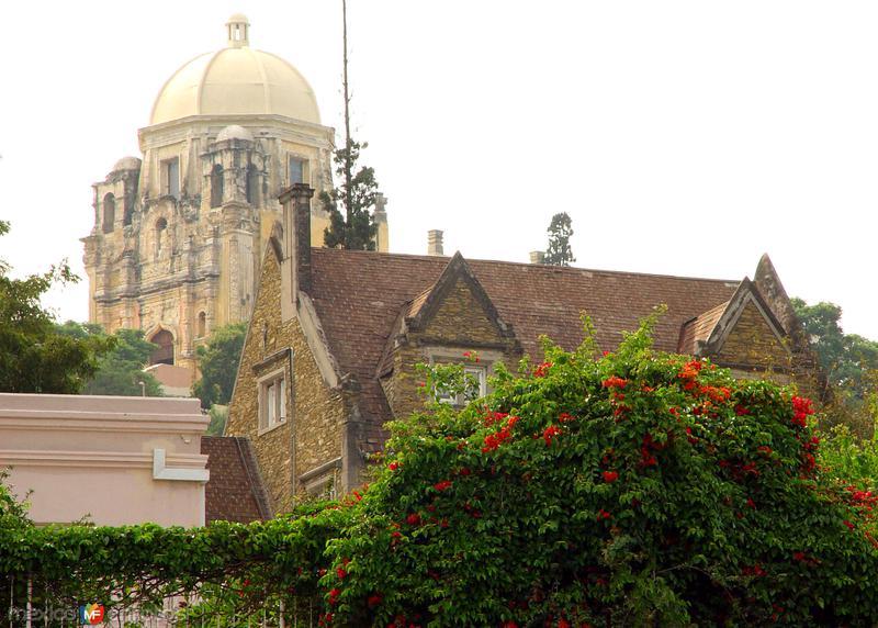 Fotos de Monterrey, Nuevo Le�n, M�xico: Vista del Obispado