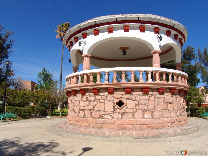 Fotos de Luis Moya, Zacatecas, M�xico: Kiosco