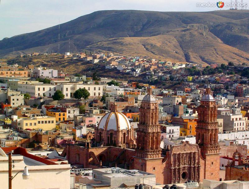Fotos de Zacatecas, Zacatecas, M�xico: Catedral
