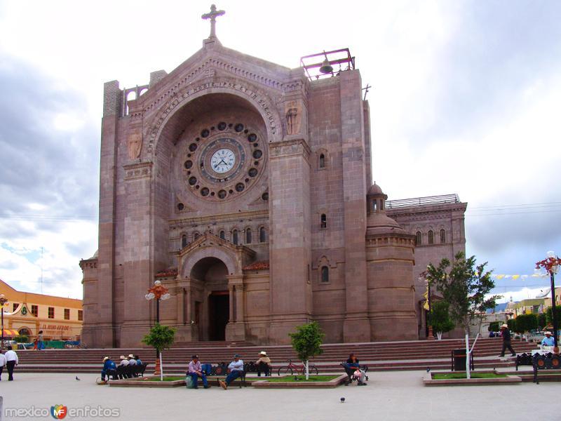 Catedral de Matehuala