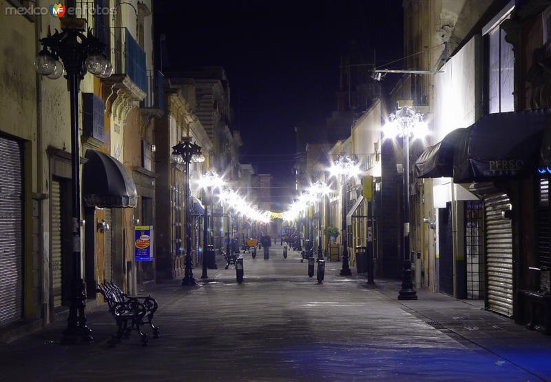 Calle del Gral. Ignacio Zaragoza