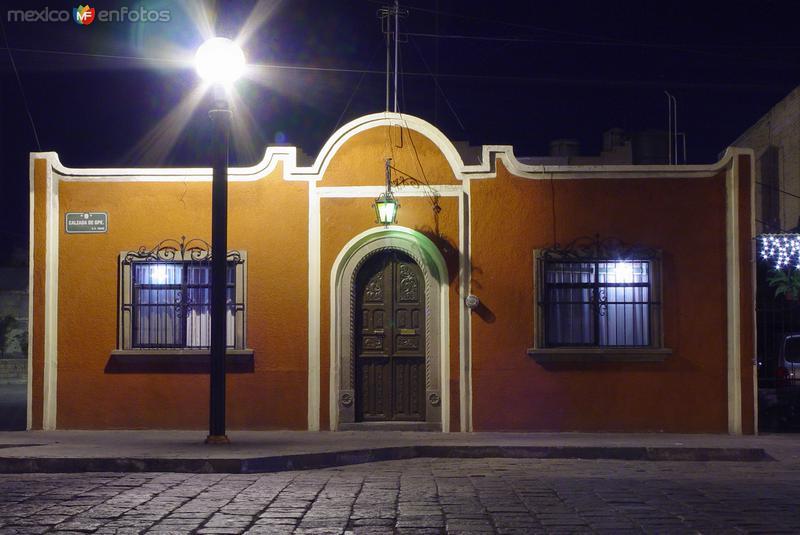 Fotos de San Luis Potos�, San Luis Potos�, M�xico: Casa