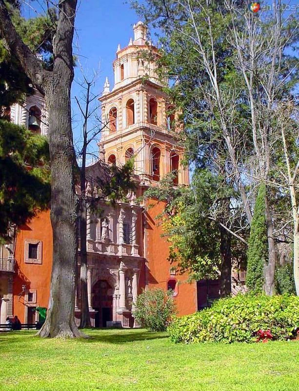 Ex Convento y Templo de San Francisco