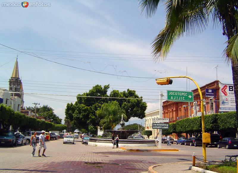 Fotos de Chapala, Jalisco, M�xico: Calles de Chapala