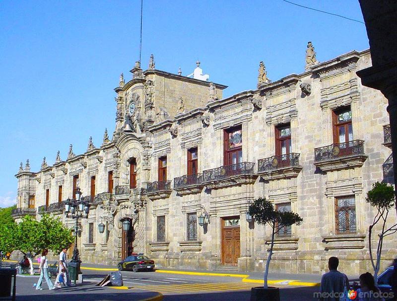Fotos de Guadalajara, Jalisco, M�xico: Palacio de Gobierno