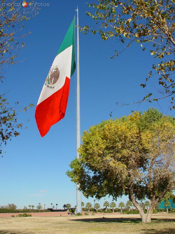 Fotos de Ciudad Ju�rez, Chihuahua, M�xico: Bandera Monumental