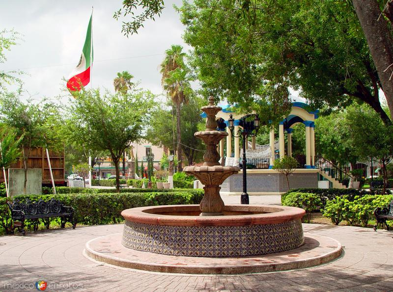 Fotos de Matamoros, Tamaulipas, M�xico: Plaza de Armas