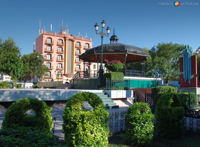 Fotos de Reynosa, Tamaulipas, M�xico: Plaza de Armas