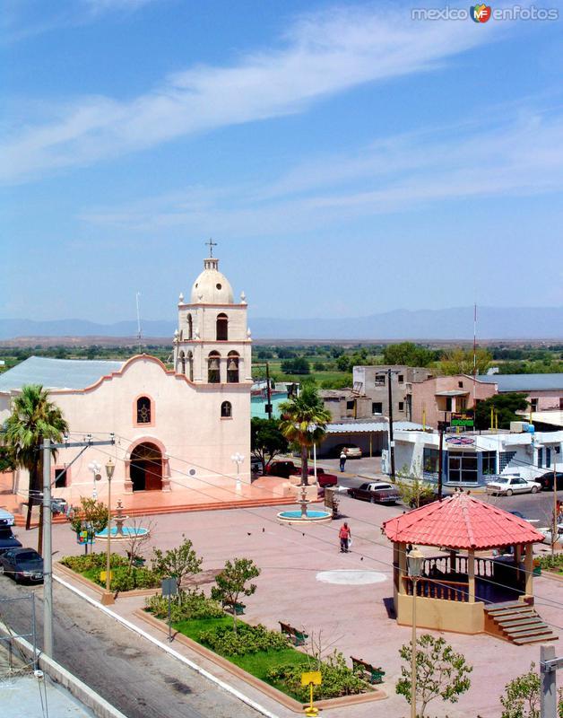 Fotos de Ojinaga, Chihuahua, México: Vista panorámica