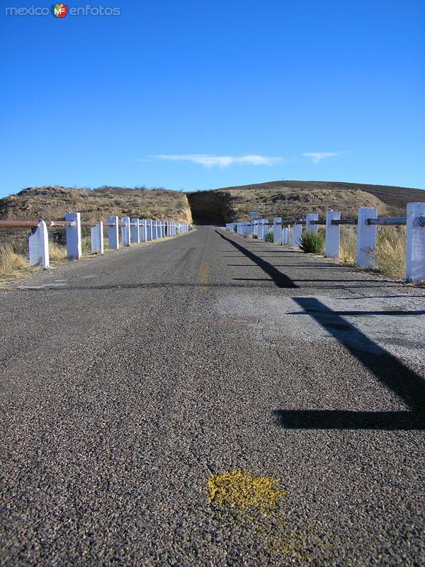 Carretera a Villa Hidalgo