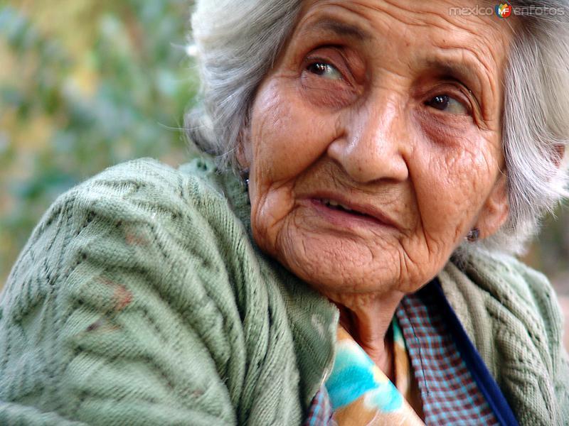 Abuelita Elisa Garibay