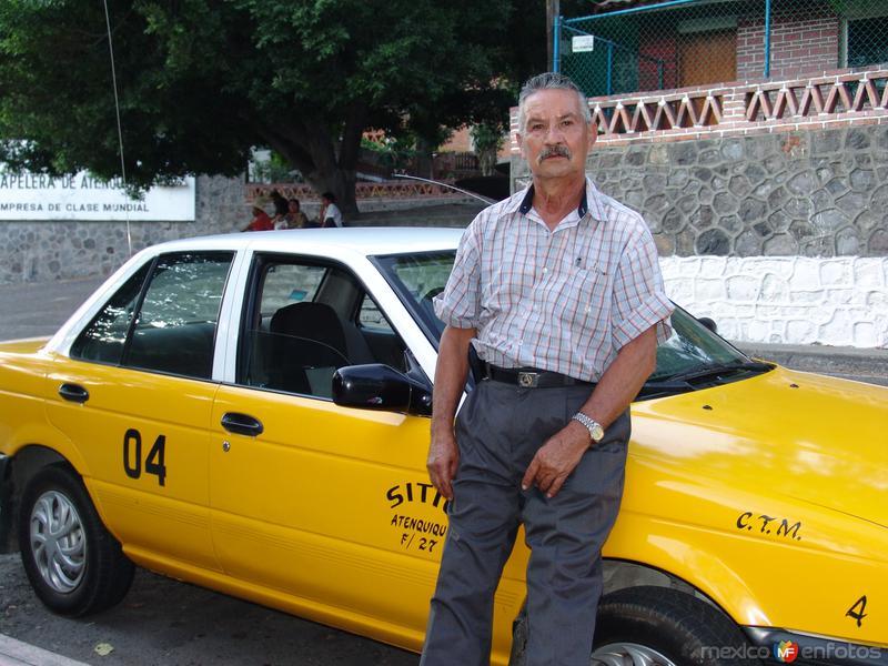 Don Alfredo, Taxista