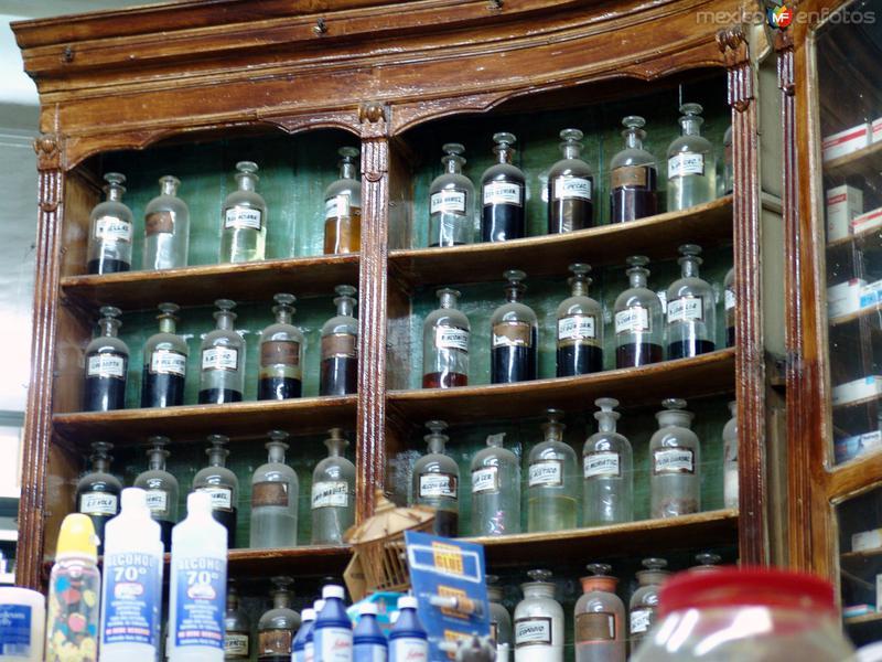 Farmacia González y Castillo