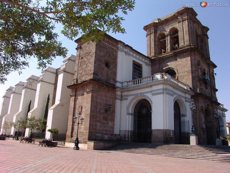 Catedral de Ciudad Guzmán