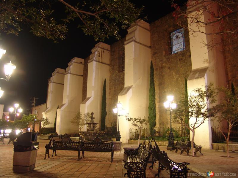 Vista lateral de la Catedral