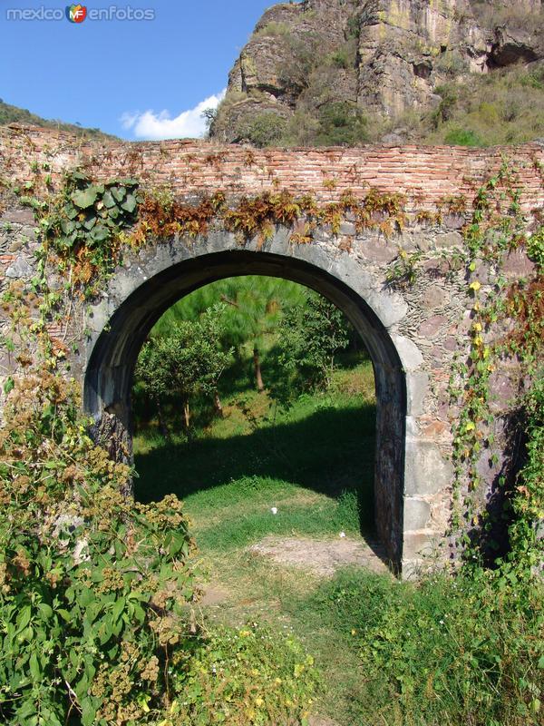 El Viejo Molino: Puente