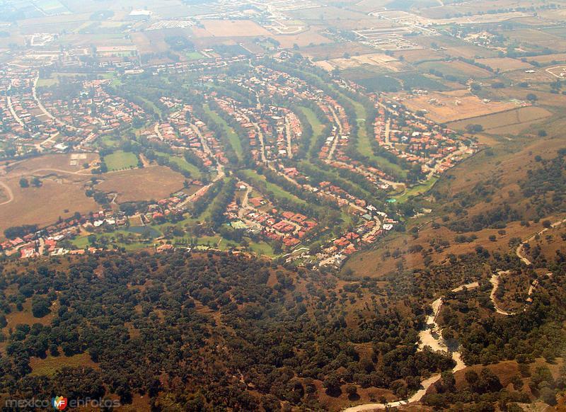 Vista aérea de Guadalajara