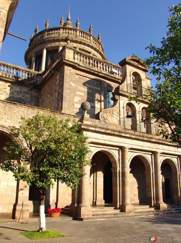 Fotos de Guadalajara, Jalisco, M�xico: Hospicio Caba�as