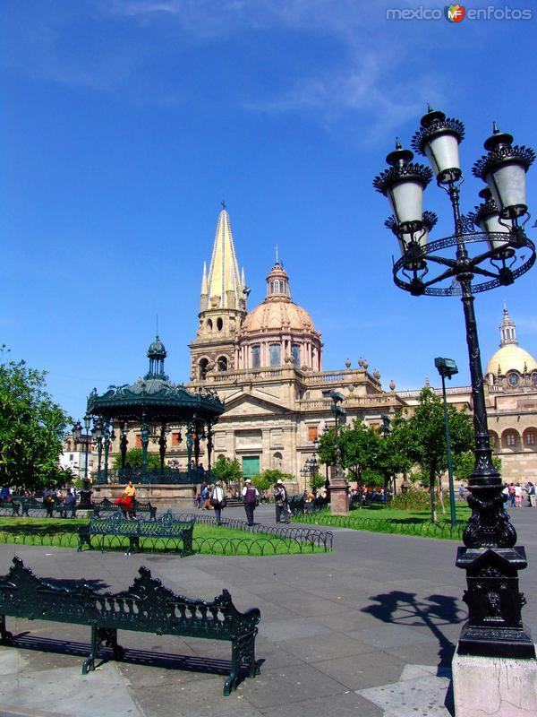 Plaza de Armas de Guadalajara