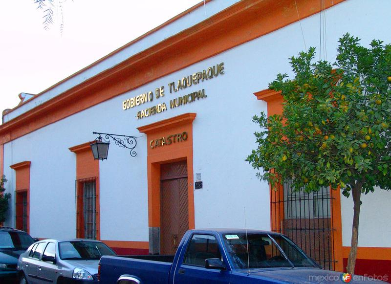 Hacienda Municipal (catastro)