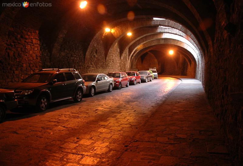 Túneles de Guanajuato