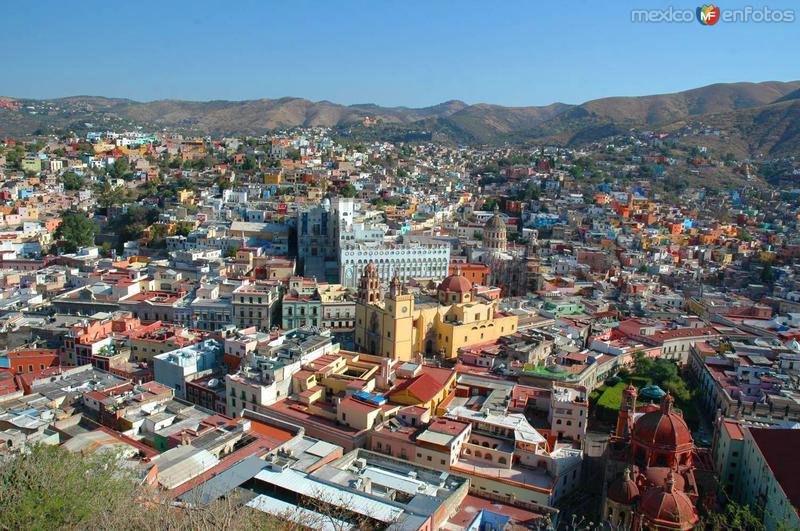 Guanajuato, Patrimonio de la Humanidad