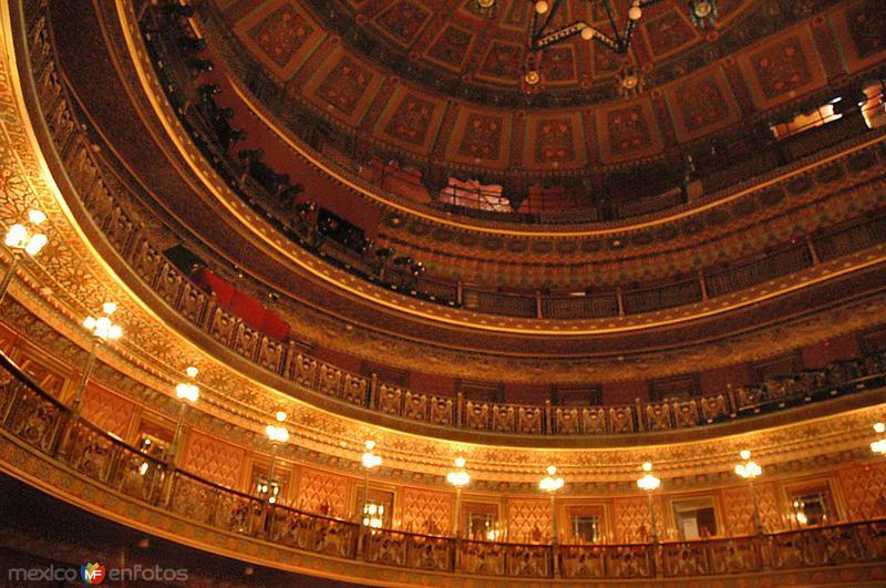 Palcos del Teatro Juárez