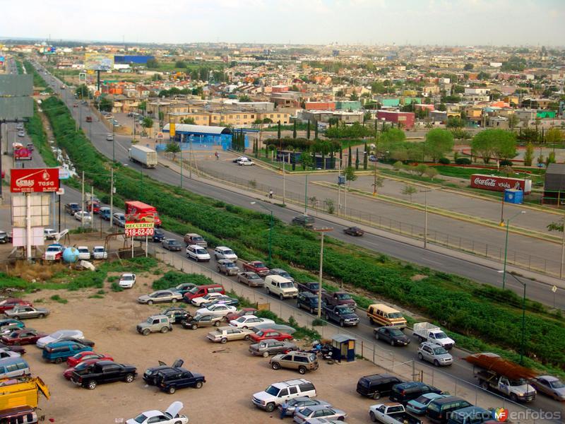 Fotos de Ciudad Ju�rez, Chihuahua, M�xico: Avenida Te�filo Borunda