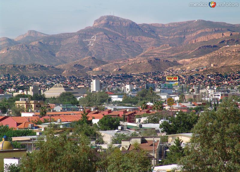 Fotos de Ciudad Ju�rez, Chihuahua, M�xico: Vista de la Sierra de Ju�rez