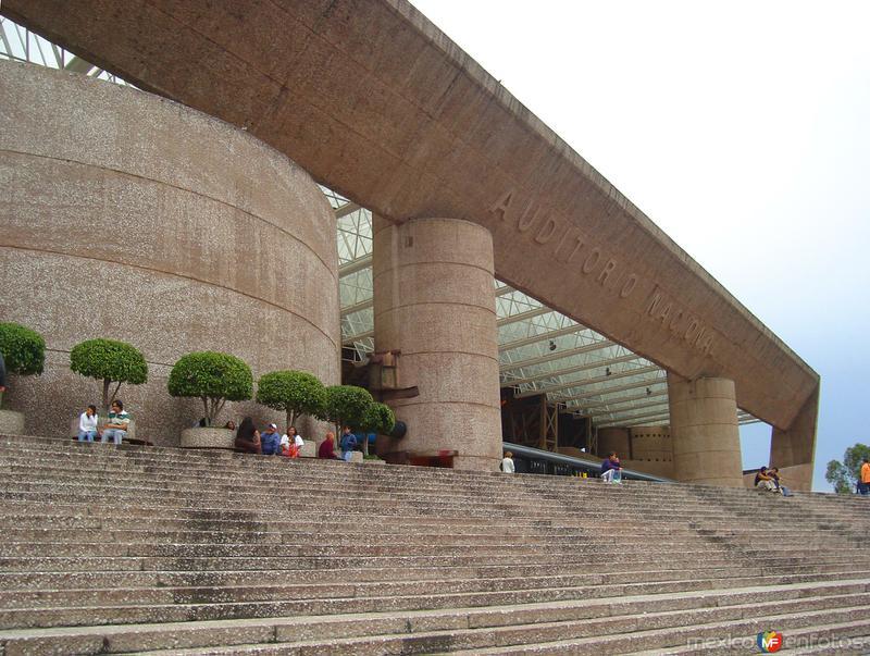 Fotos de Ciudad de México, Distrito Federal, México: Auditorio Nacional