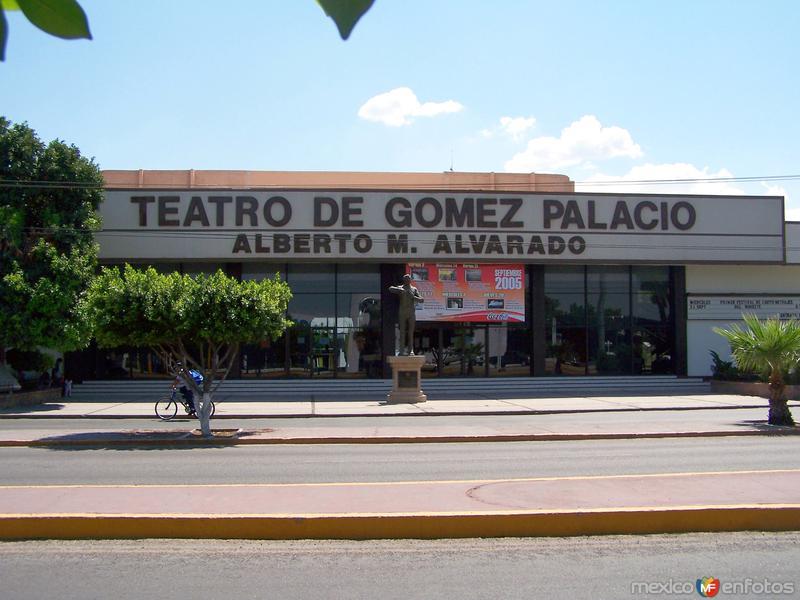 Teatro Alberto M. Alvarado