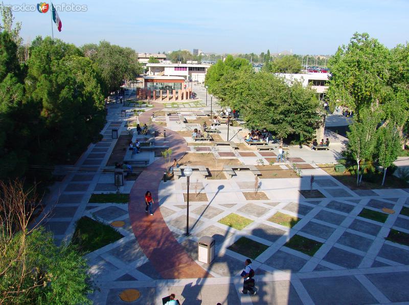Fotos de Ciudad Ju�rez, Chihuahua, M�xico: Instituto de Ciencias Sociales y Administraci�n (ICSA)