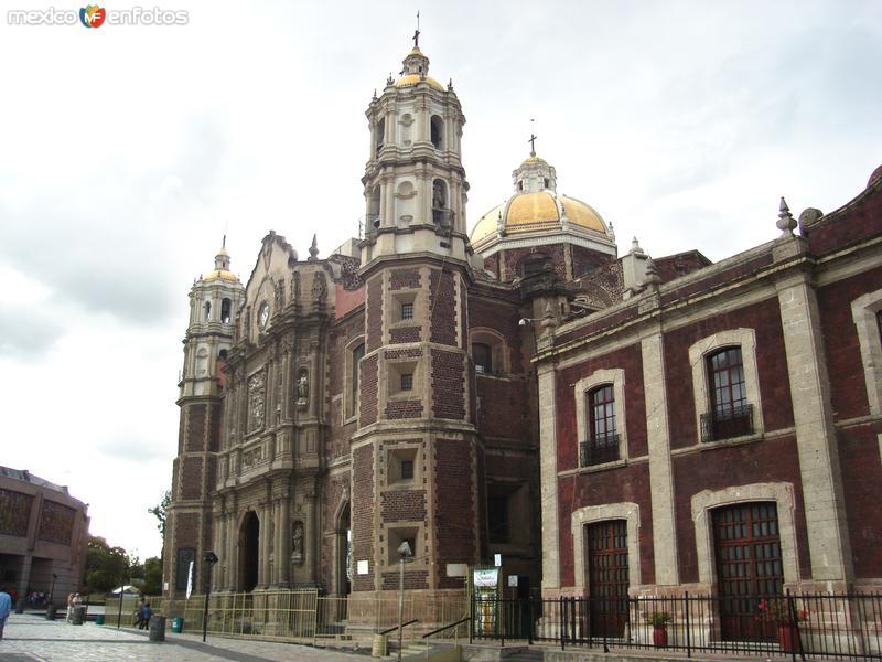 La Antigua Basílica de Guadalupe