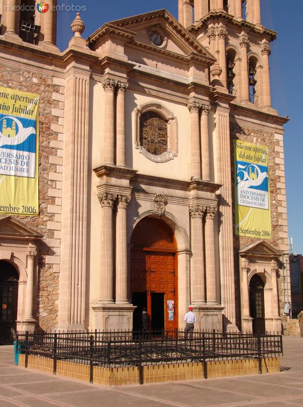 Fotos de Ciudad Ju�rez, Chihuahua, M�xico: Catedral