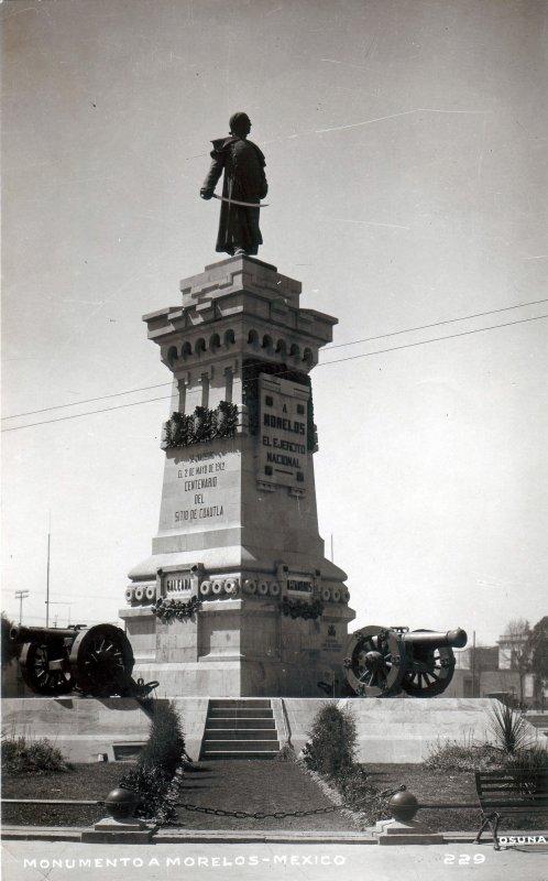 Fotos de Ciudad de M�xico, Distrito Federal, M�xico: Monumento a Morelos