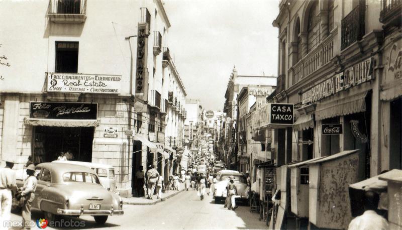 Calles de Cuernavaca