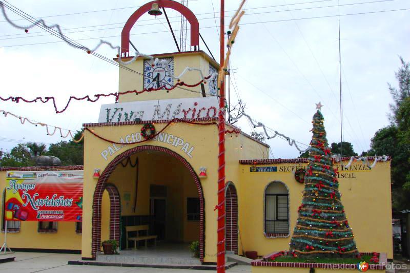 Fotos de Nuevo Morelos, Tamaulipas, M�xico: Presidencia Municipal