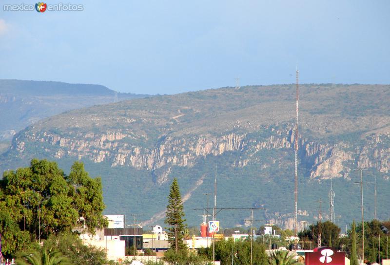 Cerro Sur (Cerro de Juan Martín)