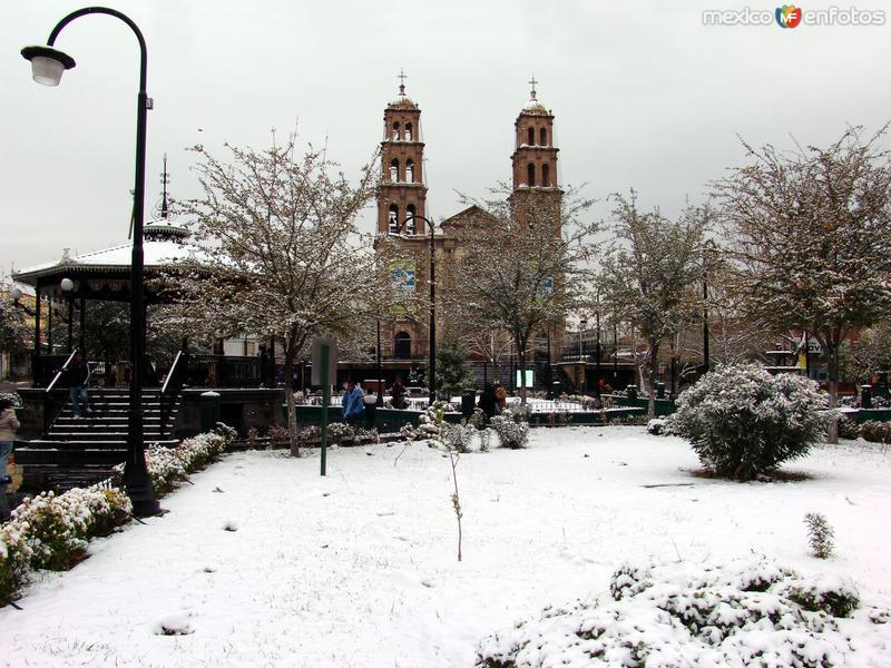 Fotos de Ciudad Ju�rez, Chihuahua, M�xico: Plaza de Armas