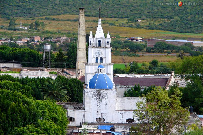 Fotos de Soria, Guanajuato, M�xico: Templo