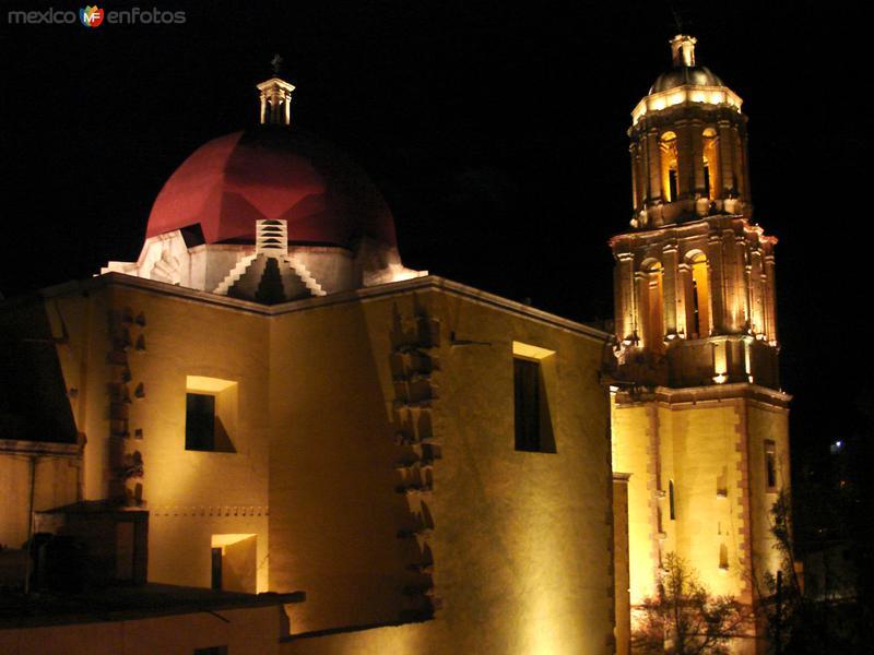 Fotos de Sombrerete, Zacatecas, México: Templo de Santo Domingo