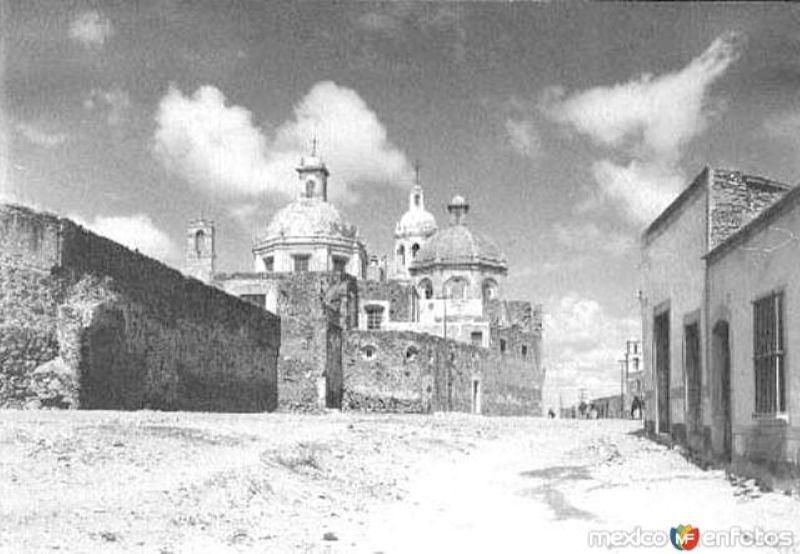 Convento de la Santa Cruz