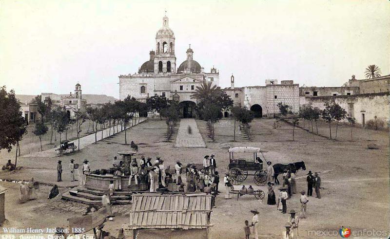 Convento de la Santa Cruz (1885)