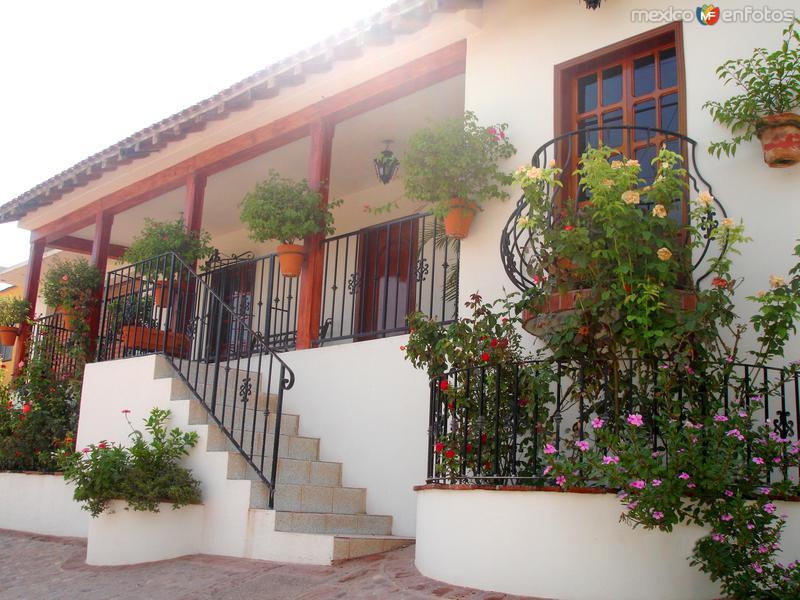 Casas de El Quelite