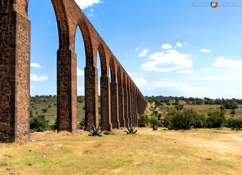 Fotos de Zempoala, Hidalgo, México: Acueducto del Padre Tembleque