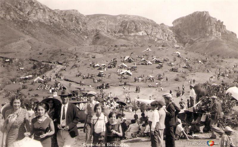 Día de la Cueva en el Cerro de la Bufa
