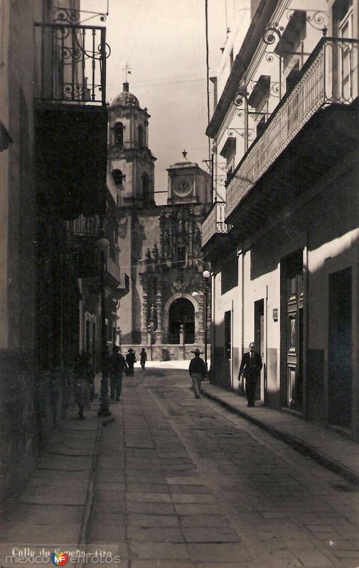 Calle de Sopeña